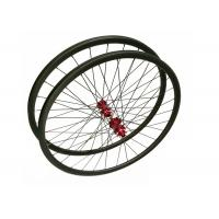 Handbuilt Tubuless 27.5 Mountain Bike Wheels Clincher 135KG Limited Weight Manufactures