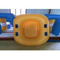 Quality Children Inflatable Water Toys / 2 People Small Inflatable Boat for sale