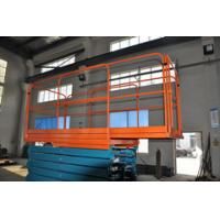 Motorized scissor lift with loading capacity 450Kg and 3M Lifting Height with Extension Manufactures