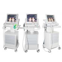 Three Treatment Head HIFU Machine For Face Lifting And Wrinke Removal Manufactures