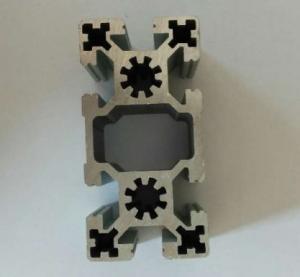 GB/T6892-2000 Industrial Aluminium Industrialpowder Spray Coated Profile For Radiators Manufactures