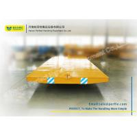 No Power Material Handling Carts Steel Frame Industrial Heavy Loading Carriage Manufactures