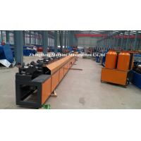 Sandwich Panel Shutter Door Roll Forming Machine With 36 Roller Stations Manufactures