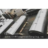 ASME P91 Forged Pipe / Cylinder Forged Steel Rings Machined According To The Drawings Manufactures