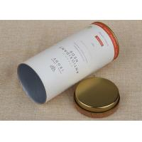 Eco - Friendly Paper Tube Packaging Cardboard Paper Dried Food Can Packaging Manufactures