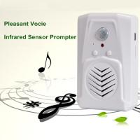 COMER PIR motion detector voice prompt sound player entry exit doorbell Manufactures