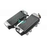 Aluminum Racing Radiator / Aluminum Motorcycle Radiator For 2001-2005 Yamaha YZ250F/WR250F Manufactures