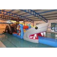 Pirate inflatable pool obstacle course for kids cheap inflatable obstacle course, inflatable pool obstacle Manufactures