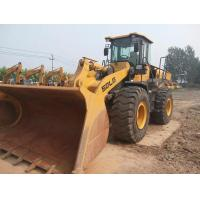 Used Rubber Tired Farm Loader Lingong SDLG95 2013 3cbm Bucket 29° Gradeability Manufactures