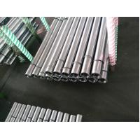 Quality 20MnV6 Chrome Plated Round Hot Rolled Hollow Metal Rod For Hydraulic Cylinder for sale