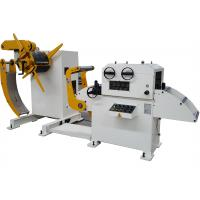Frequency Changer Control Uncoiling Automatic Straightening Machine With Pressing Arm Manufactures