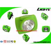 Buy cheap PC High Beam Safety Rechargeable LED Headlamp For Underground Mining Tunneling from wholesalers