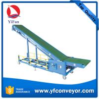 Long distance mobile truck container loading belt conveyor from China Manufactures