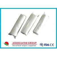 No Chemical Dry Non Woven Roll Plain Spunlace Breakpoint Dry Wipes No Irritation Manufactures