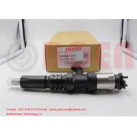 China Engine Spare Parts Diesel Fuel Injector Nozzle Pc800-8 Excavator Injector 6261 11 3200 on sale