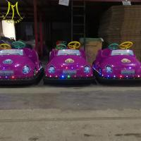 Hansel   small bumper car with light happy car children battery operated go kart Manufactures