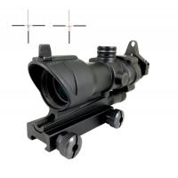 High Magnification 4x Power Tactical AR Scopes With Illuminated Reticle Manufactures