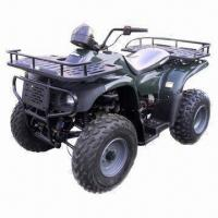 4-wheel ATV with CVT Fully Auto Transmission Manufactures