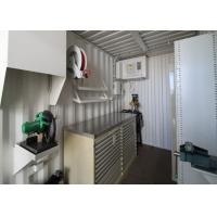Heat / Cold-insulated Modified Shipping Containers Mobile Site Workshop Manufactures