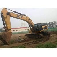 Quality Original Paint Second Hand Earthmoving EquipmentCaterpillar 336D With CE for sale