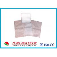 Antibacterial Disposable Nonwoven Gauze Swabs 10 X 10 Household Size Design Manufactures