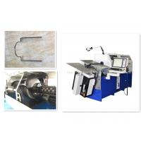 Stable CNC Wire Forming Machine Spring Wire Material 2 - 5mm With Eight To Ten Axes Manufactures