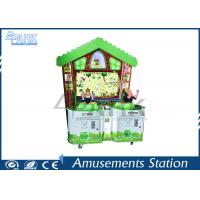 Electronic Lottery Redemption Shooting Arcade Machines Coin Operated For Kids Manufactures