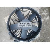 CE / ROHS / FCC Approved XCMG Truck Crane Parts / Electric Cooling Fan Replacement Manufactures