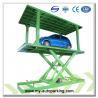 Underground Carport Scissor Lift Platform Scissor Lift Table for 2 Cars Manufactures