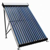 EN 12975-certified solar collector, reliable Manufactures