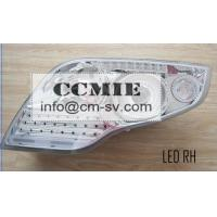 Quality Electrical Spare Parts Dongfeng Truck Parts 24v Bus Auto LED Headlamp GM01-063 for sale