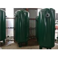 Carbon Steel Extra Vertical Air Receiver Tank For Compressor Systems Manufactures