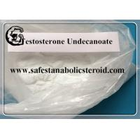 Testosterone Undecanoate Raw Steroid Powders Muscle Mass Steroids Powder CAS 5949-44-0 Manufactures