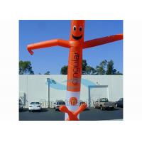 Quality Customized Inflatable Sky Dancers / Logo Dude Dancer For Business Promotions for sale