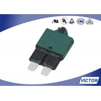 E39 - 6A 100% Hold 135% Trip 12V Circuit Breaker SAE J553 Ignition Protected Manufactures