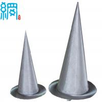 China Stainless Steel Conical Strainer For Pipeline Coarse Filtration on sale