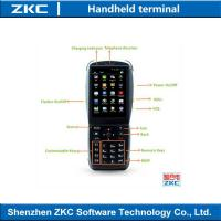 3.5 Inch Handheld Barcode Scanner Printer / Small Barcode Scanner Wireless Manufactures