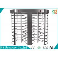 Appearance Rust-proof Full Height Turnstile For Library Entrance Managerment Manufactures