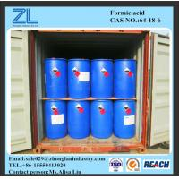 Formic acid [64-18-6] 90% Manufactures