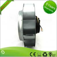 Gakvabused Sheet Steel EC Centrifugal Fans With Air Purification 64W Manufactures