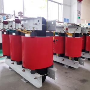 1250kVA Cast Resin Dry Type Transformer IEC60076-11, DIN42523 Standards Manufactures