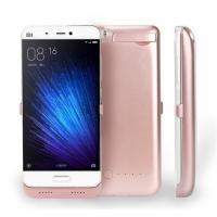 Xiaomi5 4200Mah Rechargable Mobile Phone Battery Case With 3.5 Hours Charging Time Manufactures