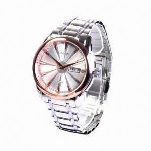 Men's Wristwatch, Charm, Luxury, Quartz, Fashion Manufactures