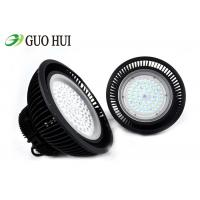 130 Lm / W Dimmable High Bay LED Lighting , 36000 Lumens SMD 3030 Round Led High Bay Manufactures