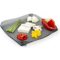 Buy cheap ptfe coated fiberglass non-stick oven mesh basket from wholesalers