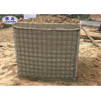 Buy cheap Golfan Coated Military Sand Wall For Emergency Flood Control Sand Color from wholesalers