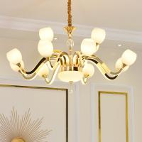 Buy cheap Modern flower led chandelier lighting Fixtures for home (WH-LC-09) from wholesalers