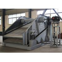 1200×3600 M2 Circular Vibrating Screen 9.5/11 MM Double Amplitude With Multiple Layers Manufactures