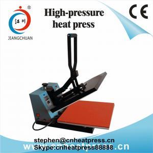 Lowest price t-shirt heat press machine t shirt heat press transfer machine Manufactures
