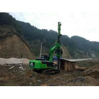 Buy cheap Rotary Bored Hole Pile Equipment , Hydraulic Piling Rig Max Pile Diameter 1200mm from wholesalers